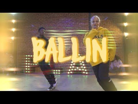 "Mustard (Feat. Roddy Ricch) – ""Ballin"" | Nicole Kirkland Choreography"