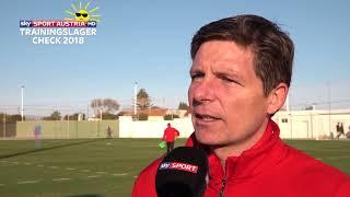 LASK-Trainer Glasner über die Suspendierung von Markus Wostry bei der Admira