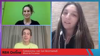 Entrevista a Sol Arizmendi, morá de Tucumán