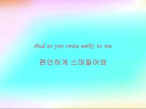 Kim Jong Kook - 사랑스러워 (Loveable) [Han & Eng]