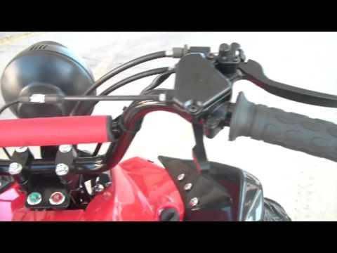 WWW.BESTDISCOUNTATVS.COM - Taotao 125cc G SPORT Quad 4 four wheeler (888) 800-2557