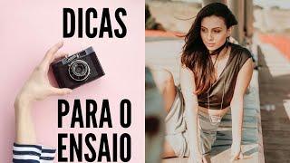 DICAS PARA ENSAIO FOTOGRÁFICO- PARTE II