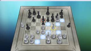 Beating Chess Titans -( Level-1, 2,3,4,5,6,7,8,9,10) | King's Pawn OPENING | Beginner to Master |