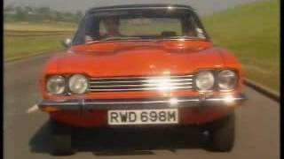 Gambar cover BBC TV - 'The Car's the Star' - Ford Capri - 1997  (Old Top Gear)
