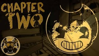 Bendy and the Ink Machine Chapter 2 - The Old Song | INK MONSTERS