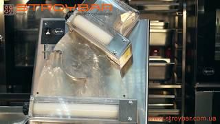 Обзор тестораскаточной машины Apach для пиццы