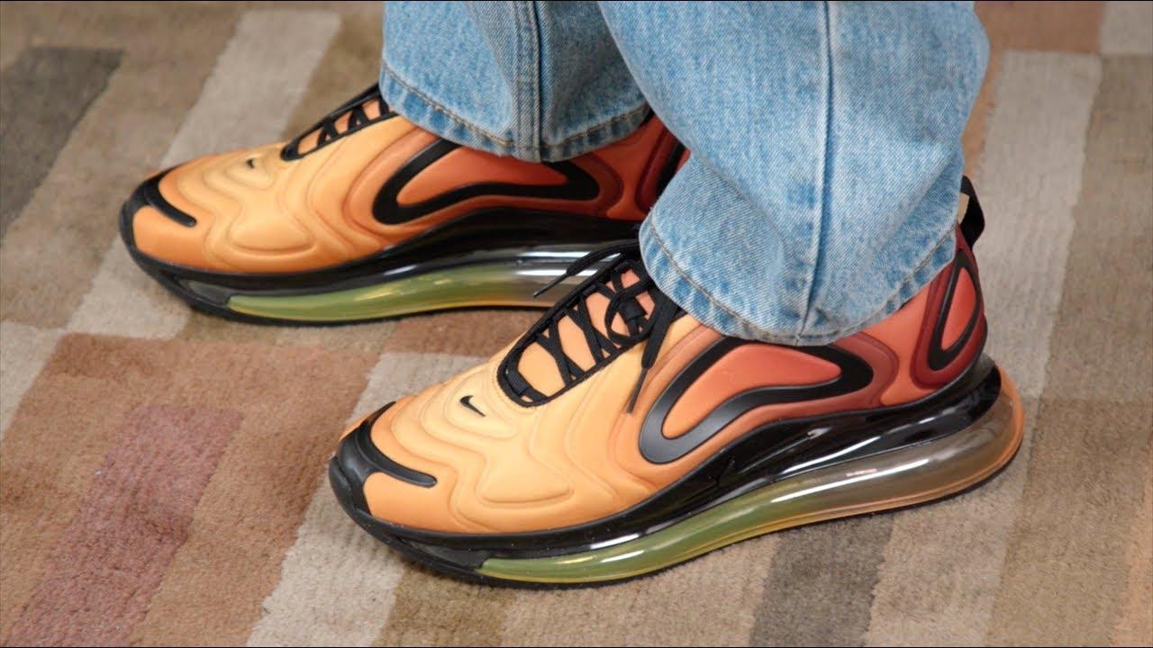 nouveau produit 9f653 ed886 Nike Air Max 720: Is It Comfortable?