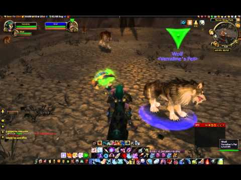 Deathmaw Tame Rare Spawn Wolf In Burning Steppes Youtube