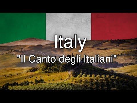 "National Anthem of Italy - ""Il Canto degli Italiani"""
