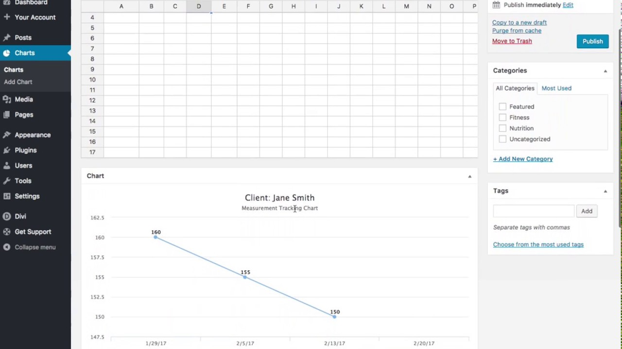 fitpro site fitness charts youtube