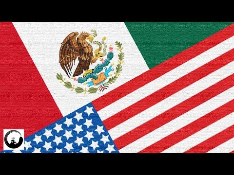 The Mexican-American War in 5 Minutes