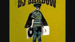 Dj Shadow - Giving up the Ghost