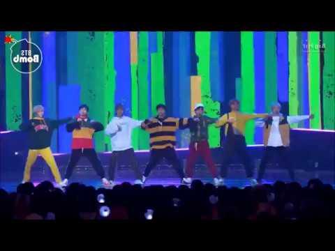 BTS - Go Go (pre-chorus and chorus mirrored)