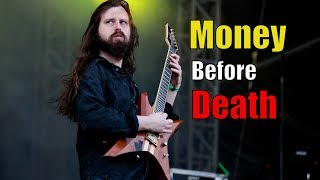 Rich Life of Oli Herbert (Dead American Guitarist) | All That Remains