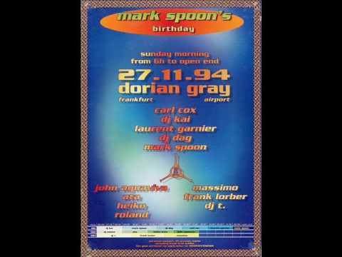 Mark Spoon & DJ Kai - live @ HR3 Clubnight 1994.11.27