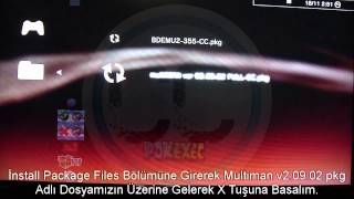 Multiman Yüklemek - PSGO