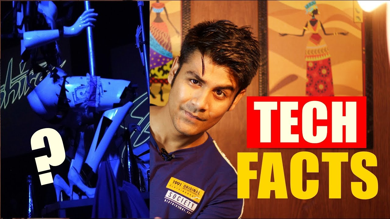 TECH FACTS - Robots Karte Hai Gande Kaam ? things you don't know facts & fun