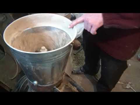 Плотность гранулы и кролиный комбикорм