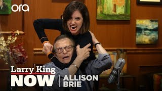 Alison Brie on 'GLOW,' 'The Papers,' & Dave Franco