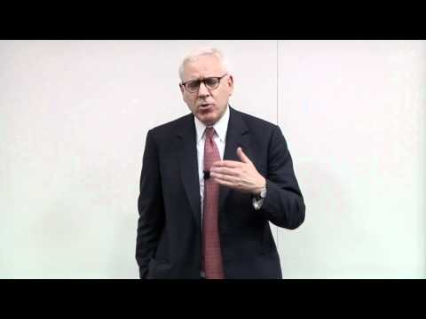 David Rubenstein speaks at the Robert H. Smith School of Business