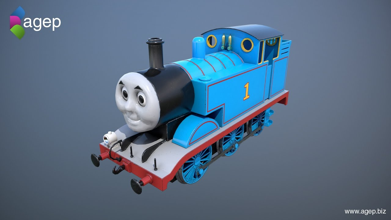 Downloadable Thomas The Tank Engine 3d Thomas