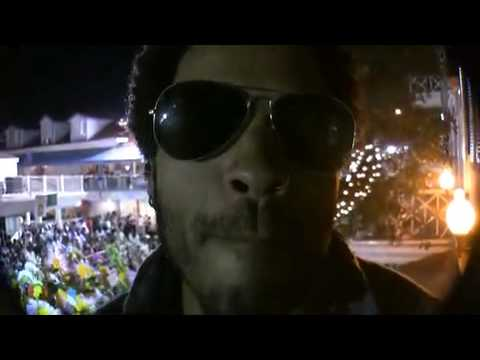 Lenny Kravitz In Nassau Part 3: New Year's Eve/Day Junkanoo 2010