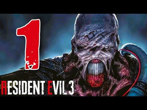 RESIDENT EVIL 3 REMAKE [Walkthrough Gameplay ITA HD - PARTE 1] - IL NEMESIS