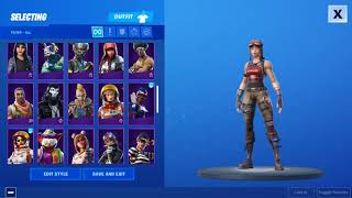 Trading/Selling My Renegade Raider Account For A GhoulTrooper HMU #fortnite