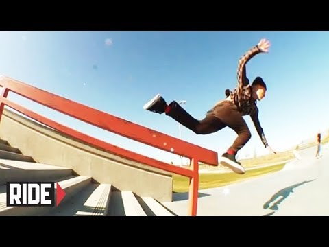 Jamie Thomas, Chris Cole and Friends Skate El Paso - LET THE GOOD TIMES ROLL