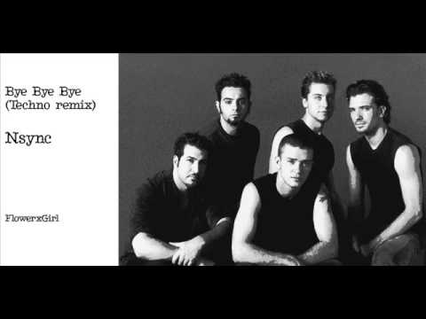 [DL] Bye Bye Bye (Techno Remix) - Nsync