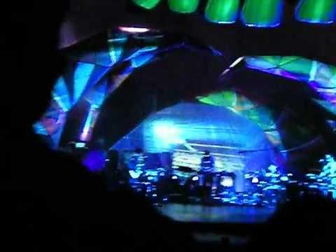 Animal Collective- Cobwebs @ Hollywood Bowl 9/24/12