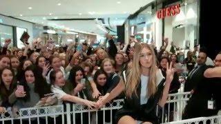 GUESS x Gigi Hadid Takes Sydney
