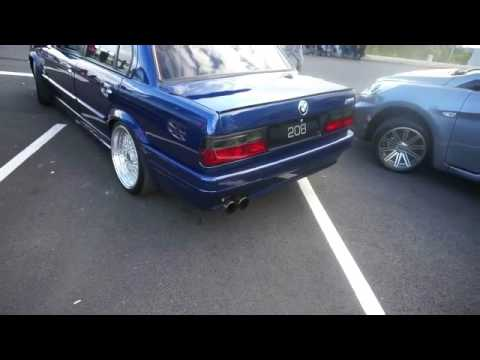 "The most beautiful BMW E30 in Mauritius ""208"""