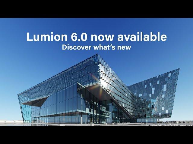 Lumion 6 Release Trailer