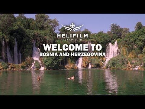 Welcome to amazing Bosnia and Herzegovina - Helifilm