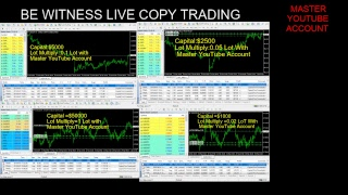 1.4.19 1st Forex Trading Live Streaming Profit/Loss Booking