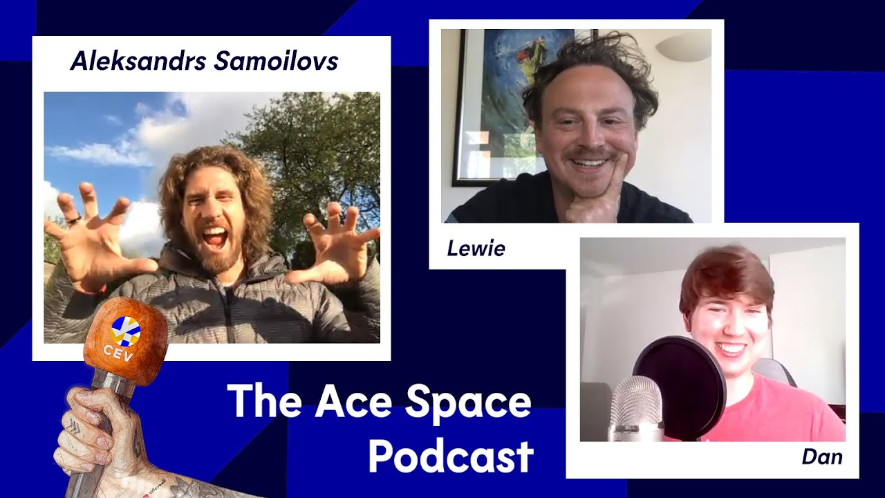 Getting to know the Lion King: Aleksandrs Samoilovs I Ace Space Podcast