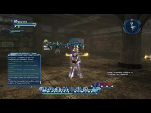 """DCUO: New Lex Corp Starter Pack""""With New Sidekick"""""""