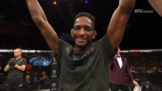 Fight Night Liverpool: Neil Magny Octagon Interview