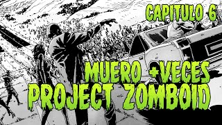 ProjectZomboid: Doña Nikandra Vendiendo Tamales #6 por kernel404