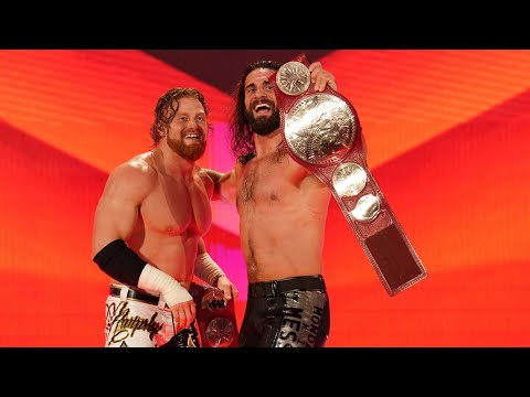 Two Epic Main Events Set For Monday Night Raw