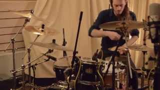 Our Oceans - Jasper playing What If (drum play-through)
