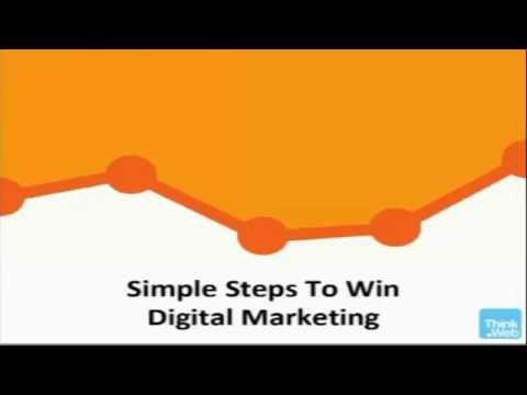 """Digital Marketing Week, Google Analytics """"Simple Steps"""""""