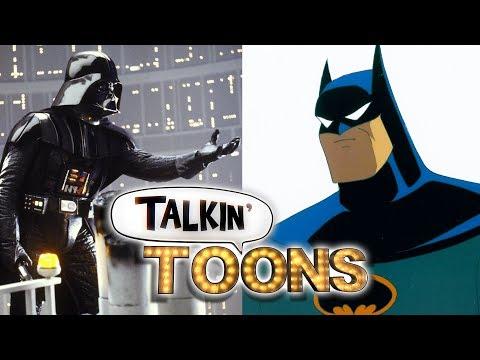Kevin Conroy Voices Darth Vader as Batman Talkin' Toons w Rob Paulsen