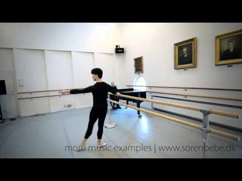 Jeté. Ballet Class Music.