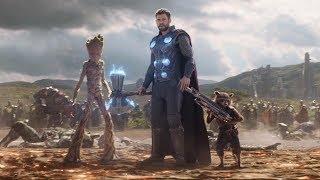 Последняя битва в Ваканде | Щелчок Таноса | Мстители: Война бесконечности