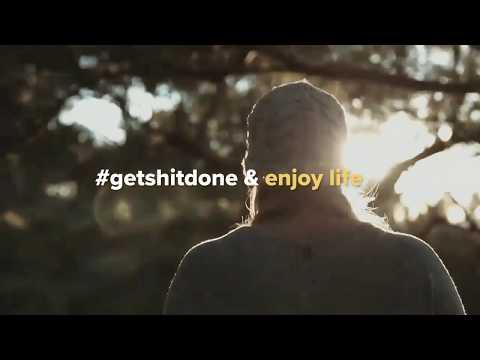 #getshitdone & Enjoy Life   Workstreams.ai