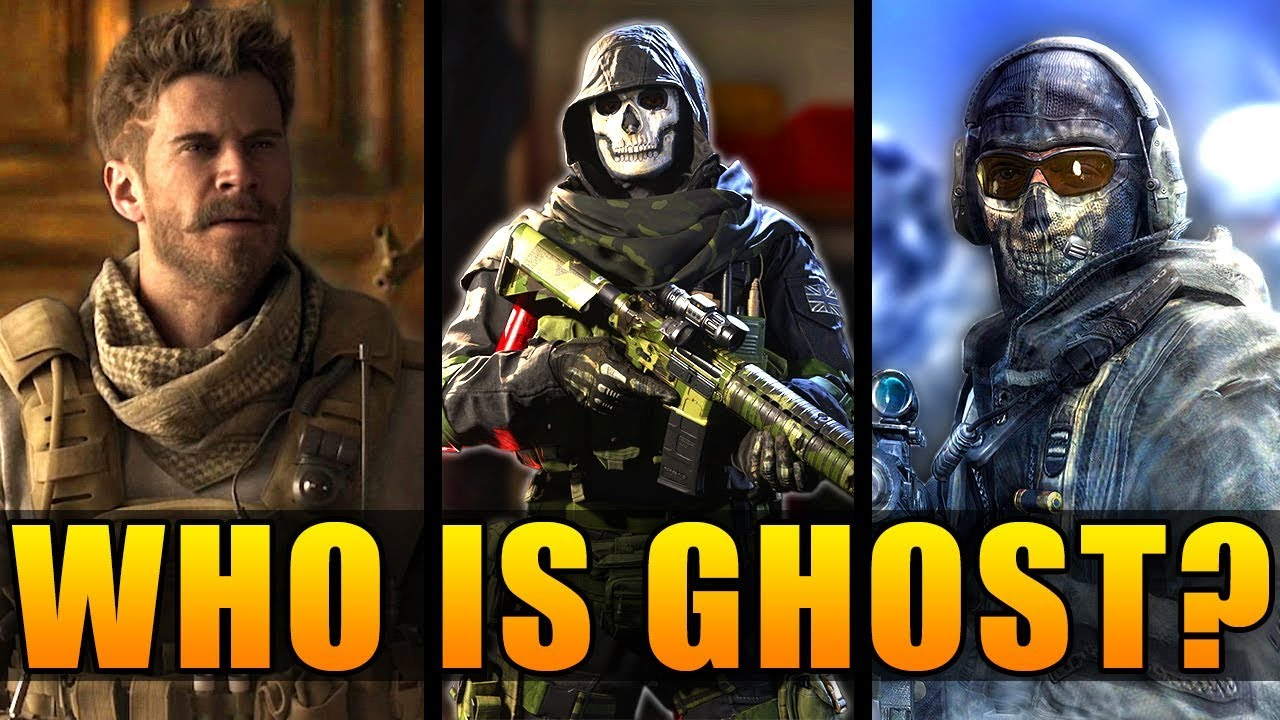 The Secret Of The Ghost Mask Modern Warfare Story Youtube