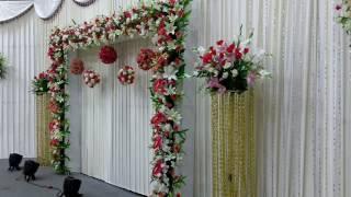 Engagement decoration!!@ Chennai