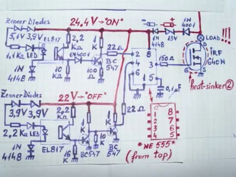 Pwm Solar Charge Controller Circuit Diagram Mitsubishi Magna Radio Wiring 24v Mppt Complete New Youtube